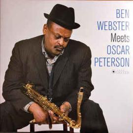 Ben Webster, Oscar Peterson – Ben Webster Meets Oscar Peterson -LTD- (LP)