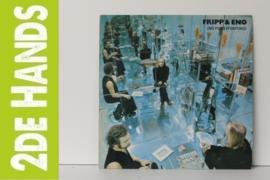 Fripp & Eno – (No Pussyfooting) (LP) H10