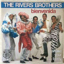 "The Rivers Brothers – Bienvenida (12"" Single) T30"
