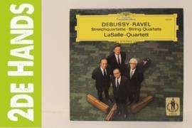 Debussy · Ravel – LaSalle-Quartett – Streichquartette · String Quartets (LP) K10