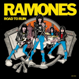 Ramones ‎– Road To Ruin (LP)