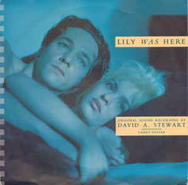 """David A. Stewart Featuring Candy Dulfer – Lily Was Here (7"""" Single) S90"""
