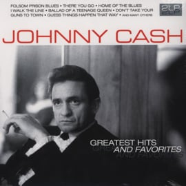 Johnny Cash – Greatest Hits And Favorites (2LP)