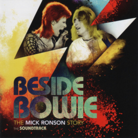 Various ‎– Beside Bowie: The Mick Ronson Story (The Soundtrack) (2LP)