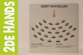 Geert van Keulen – Violin Concerto / Scena (LP) F90
