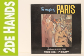 Fontanna And His 1001 Strings – The Magic Of Paris (LP) G70
