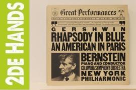 Gershwin – Rhapsody In Blue / An American In Paris (LP) K40