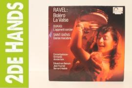 Ravel: Boléro, La Valse / Dukas: L'Apprenti Sorcier / Saint-Saëns: Danse Macabre (LP) B20
