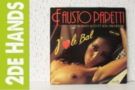 Fausto Papetti – J'aime Le Bal (LP) C20