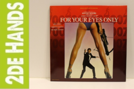 Bill Conti ‎– For Your Eyes Only (LP) g80