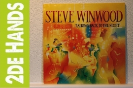 Steve Winwood - Talking Back To The Night (LP) G60