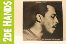 Bud Powell ‎– The Amazing Bud Powell (LP) C60