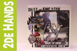 Sway And King Tech – Wake Up Show Freestyles Vol. 6 (LP) H30