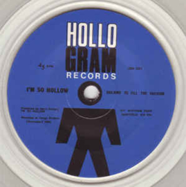 """I'm So Hollow – Dreams To Fill The Vacuum (7"""" Single) S60"""
