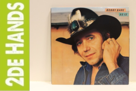 Bobby Bare ‎– As Is (LP) B80
