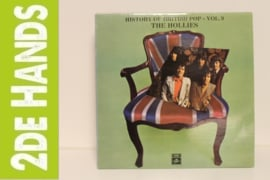 The Hollies ‎– History Of British Pop - Vol. 9 (LP) C70