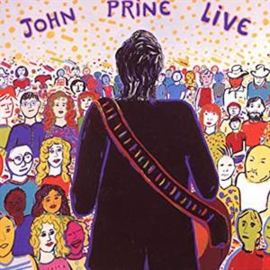John Prine - Live -Coloured- (2LP)