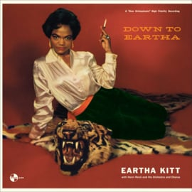 Eartha Kitt ‎– Down To Eartha (LP)