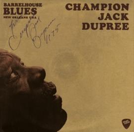 Champion Jack Dupree - Barrelhouse Blues (LP)