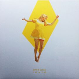 Janne Schra – Ponzo (LP+CD)