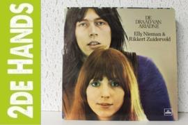 Elly Nieman & Rikkert Zuiderveld – De Draad Van Ariadne (LP) K20