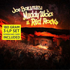 Joe Bonamassa ‎– Muddy Wolf At Red Rocks (3LP)
