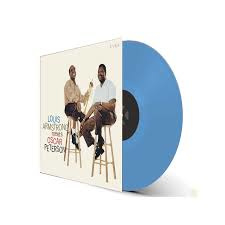 Louis Armstrong - Meets Oscar Peterson (LP)