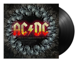 AC/DC ‎– Best of Live At Towson State College 1979 Live Radio Broadcast (LP)