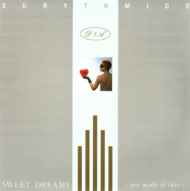 Eurythmics – Sweet Dreams (Are Made Of This) (LP)