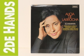 Alicia De Larrocha, Schumann – A Schumann Recital (LP) K10