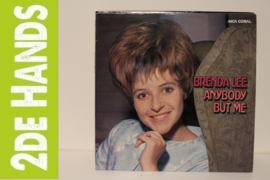 Brenda Lee ‎– Anybody But Me (LP) J30
