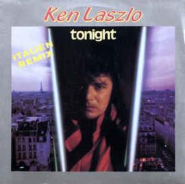 "Ken Laszlo – Tonight (Italien Remix) (12"" Single) T30"