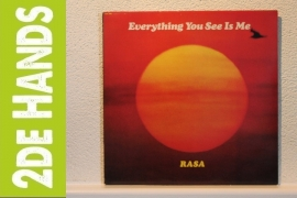 Rasa - Everything You See is Me (LP) C10-E50