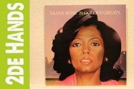Diana Ross - 20 Golden Greats (LP) K30
