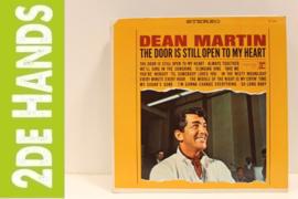 Dean Martin – The Door Is Still Open To My Heart (LP) B90
