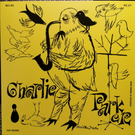 Charlie Parker – The Magnificent Charlie Parker (LP)