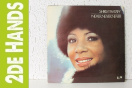 Shirley Bassey – Never, Never, Never (LP) A40
