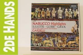 Verdi - Nabucco Highlights (LP) K10