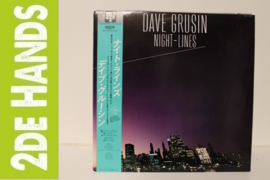 Dave Grusin – Night-Lines (LP) E70