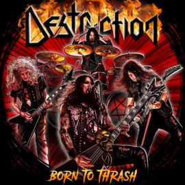 Destruction - Born to Thrash - Live in Germany (2LP)