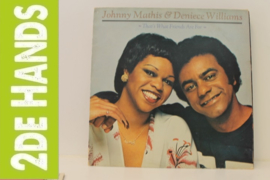 Johnny Mathis & Deniece Williams – That's What Friends Are For (LP) K70