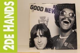 Attitudes – Good News (LP) F10