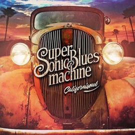 Supersonic Blues Machine ‎– Californisoul (2LP)