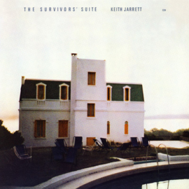 Keith Jarrett ‎– The Survivors' Suite (LP)
