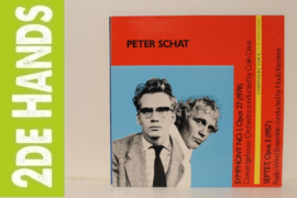 Peter Schat ‎– Symphony No. 1 / Septet (LP) F90