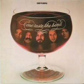 Deep Purple - Come Taste The Band (LP)