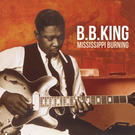 B.B. King ‎– Mississippi Burning (LP)