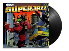 Bruut! - Superjazz (LP)