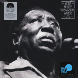"Muddy Waters ‎– More Muddy ""Mississippi"" Waters Live (2LP)"