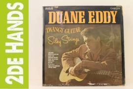 Duane Eddy – Twangy Guitar - Silky Strings (LP) J10